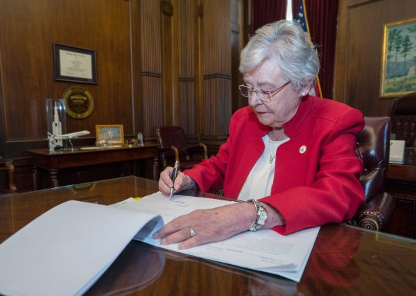 Strict Abortion Laws Passed in Several States