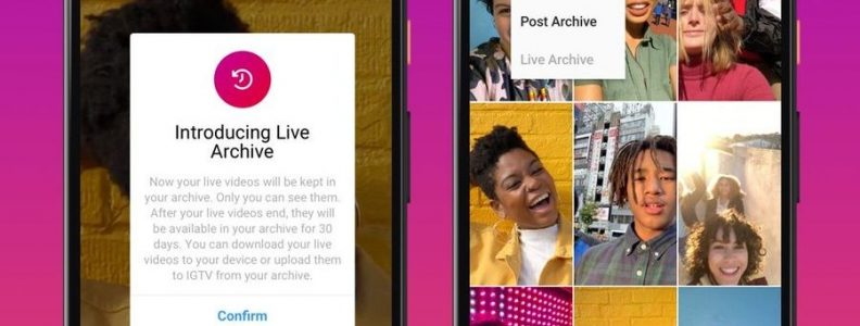 Insta 'Live Broadcasts' can now be 4 hours long