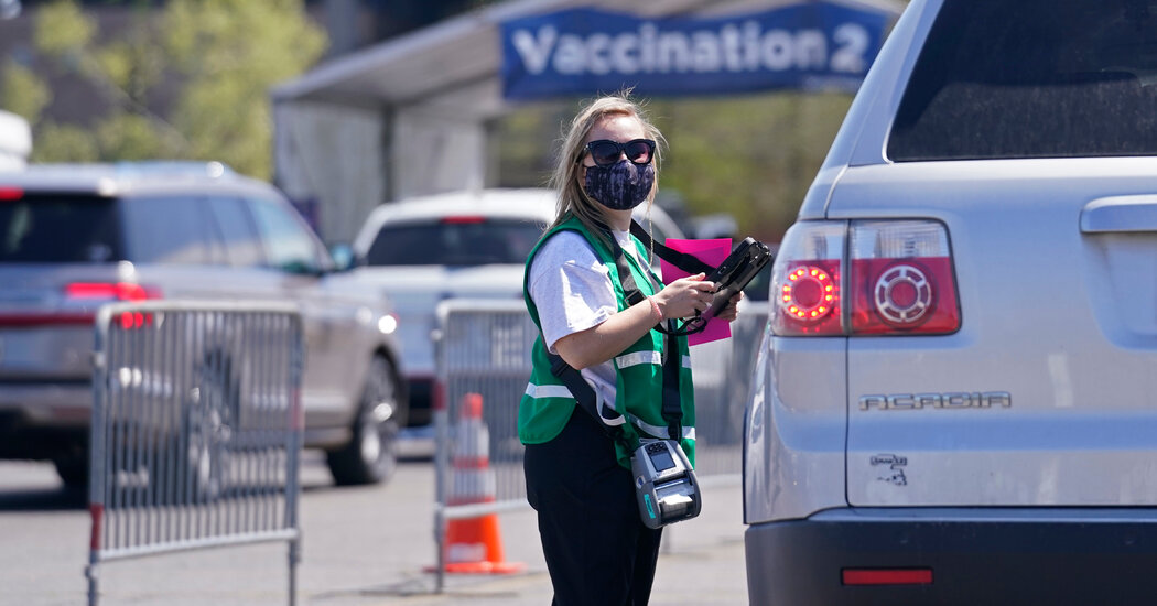 Coronavirus Testing Declines May Mask the Spread in Some States