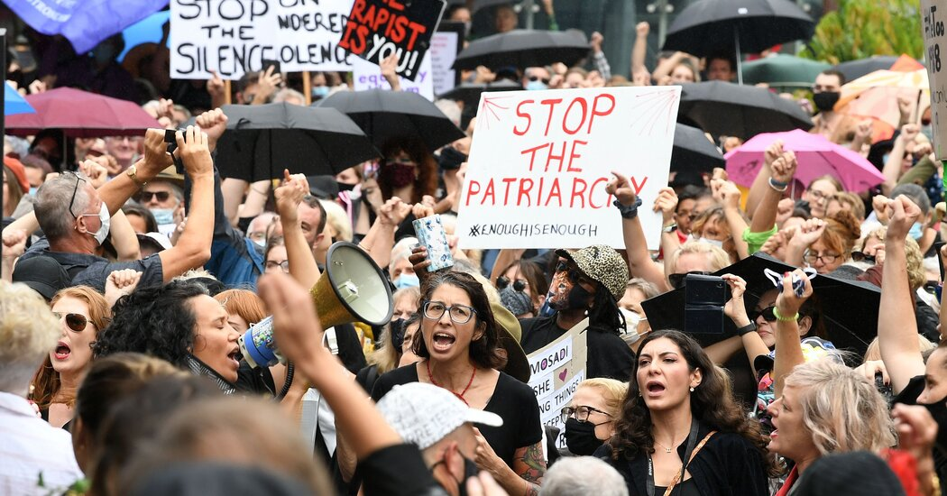 Is the Fight Against Sexism in Australia's Politics Different This Time?