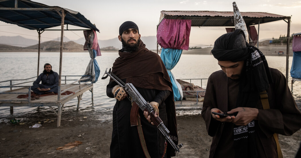 Afghan Uyghurs Fear Taliban Will Deport Them to China